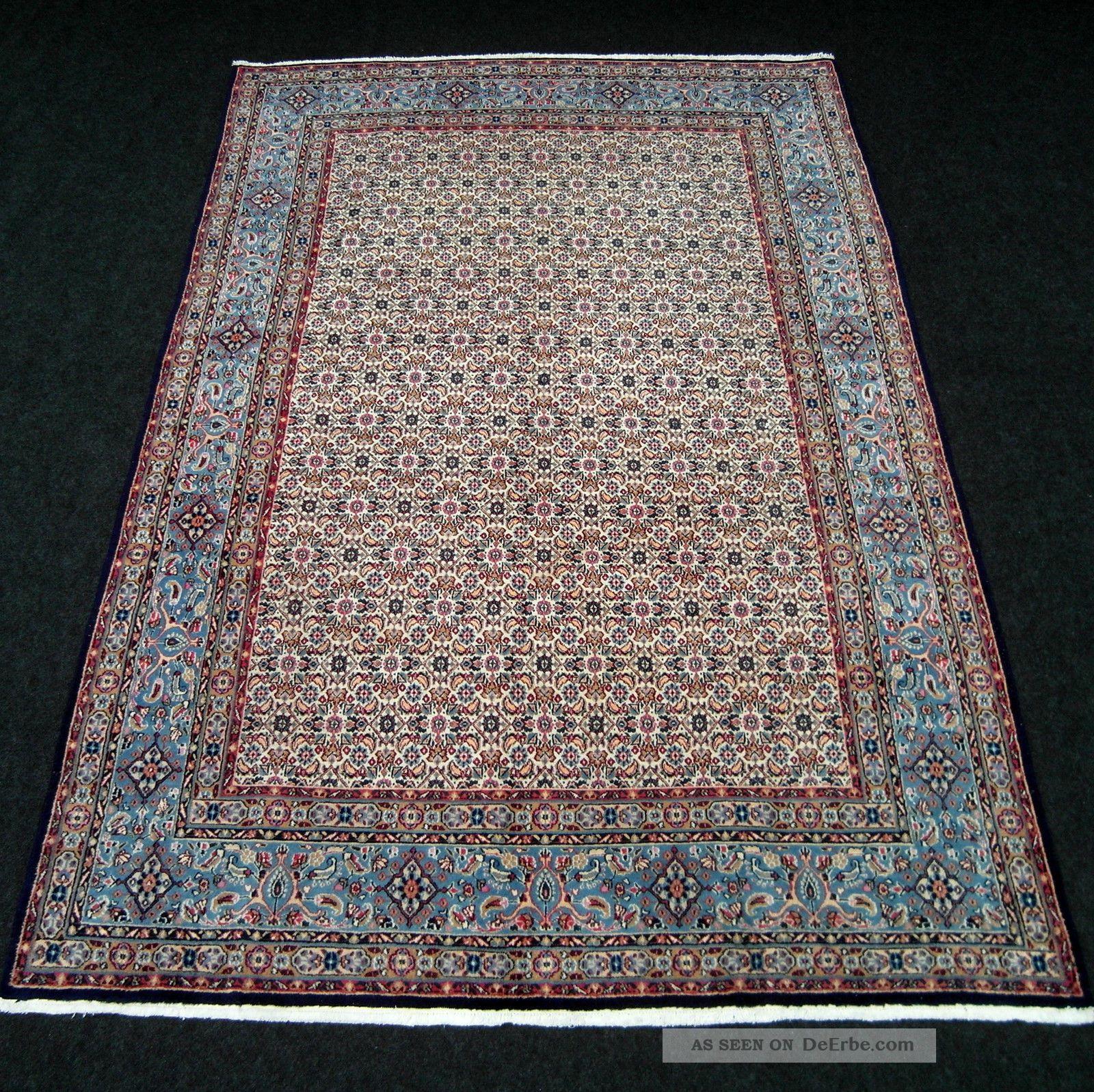 Perserteppich blau  Teppiche & Flachgewebe - Antiquitäten