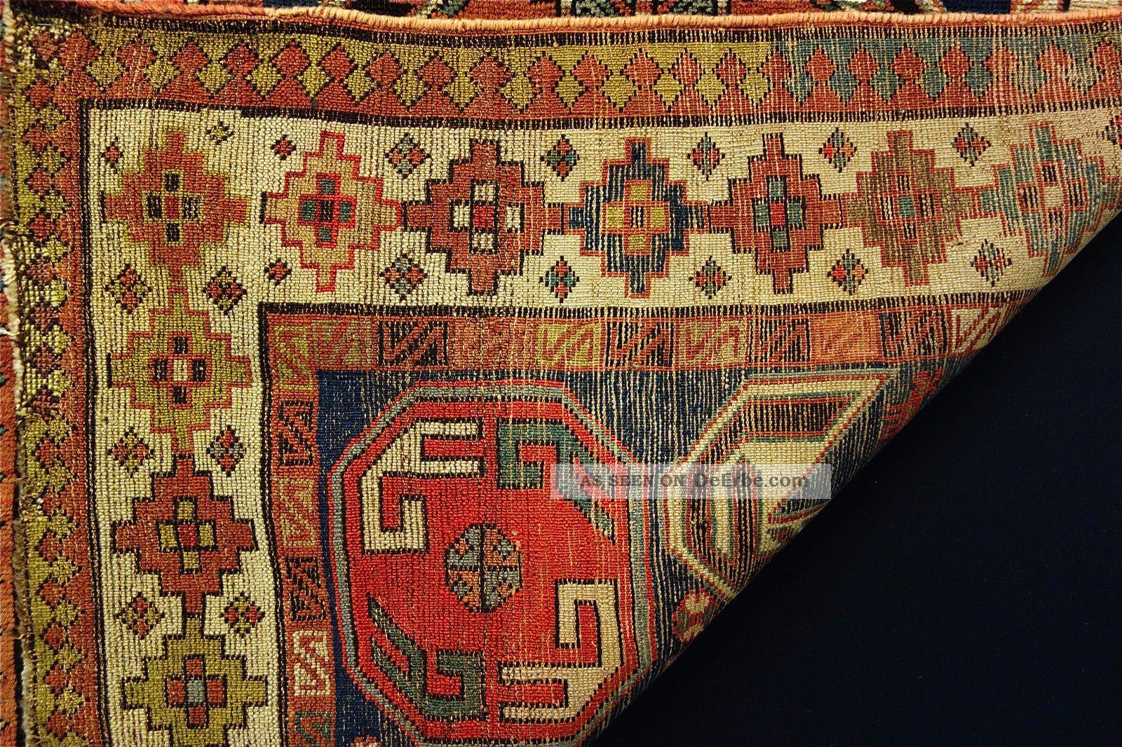Antike Lenkoran Teppich  Old (lenkoran) Carpet
