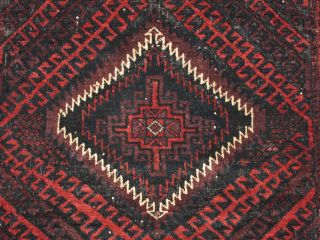 Antiker Perserteppich Belutsch / Balouch 54 X 58 Antique Rug,  Tappeto,  Tapis - 104 Bild