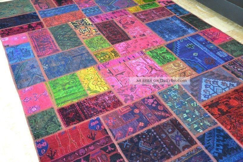 Perserteppich patchwork  Teppiche & Flachgewebe - Persische Teppiche - Antiquitäten
