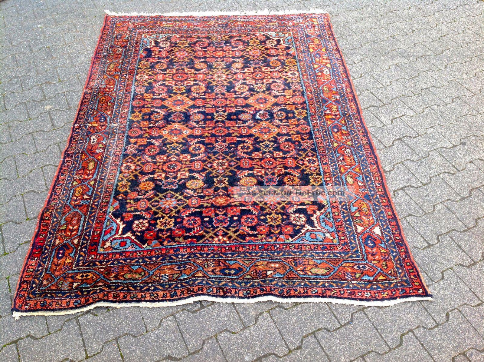 Perser teppich muster  Teppiche & Flachgewebe - Persische Teppiche - Antiquitäten