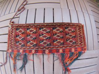 Antiker Turkmenisce Tsche - W/w1920 Maße60x32cm Bild
