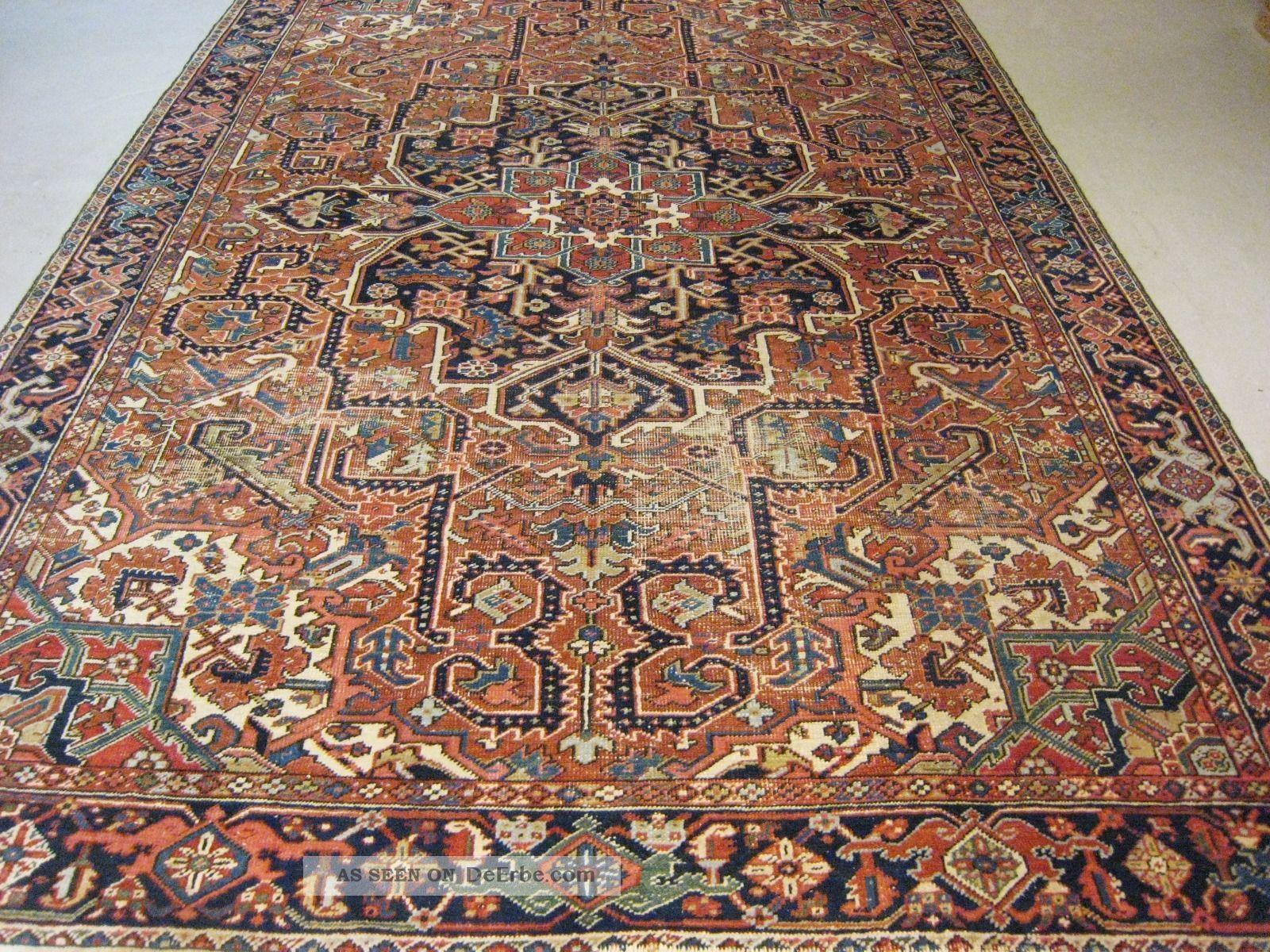 Orientteppich Antik