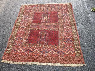 Antiker Engsi Aus Turkmenistan Ca,  154 X 128 Cm 1.  - Bild