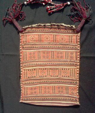 Schöner Semiantiker Afghanischer Transportsack,  Ca.  75 X 55 Cm Bild