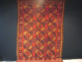 Antike Ersari - Hauptteppich Bild