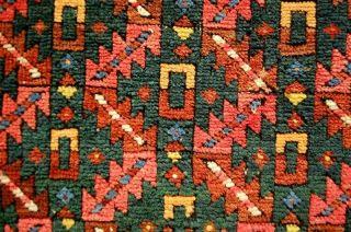 Antiker Schirwan Kasak Kaukasien Teppich Rug Tappeto Ca: 200x130cm Bild