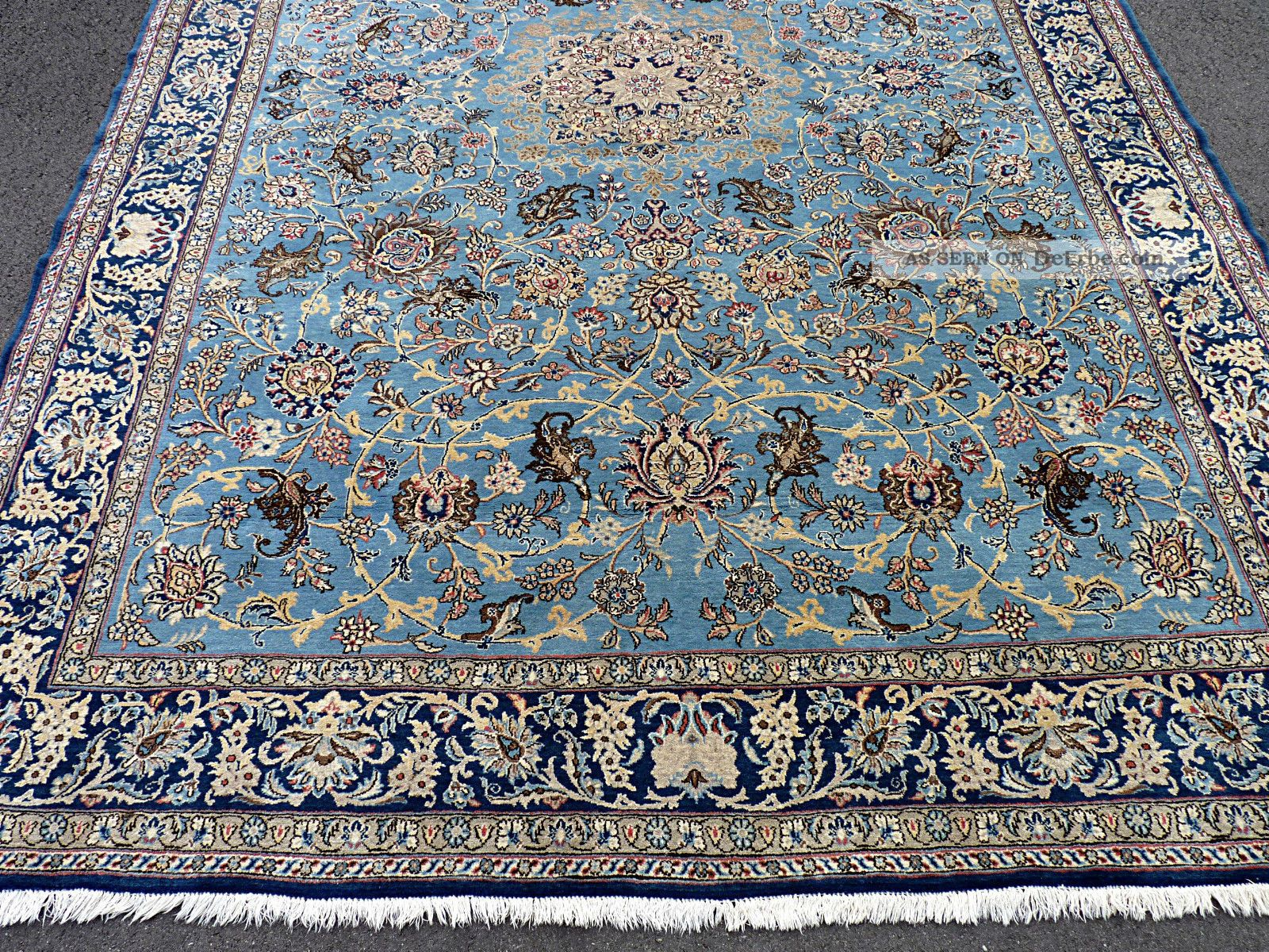 orient teppich perserteppich oriental rug tapis persan ca 350x350 11 5 39 x8 2. Black Bedroom Furniture Sets. Home Design Ideas