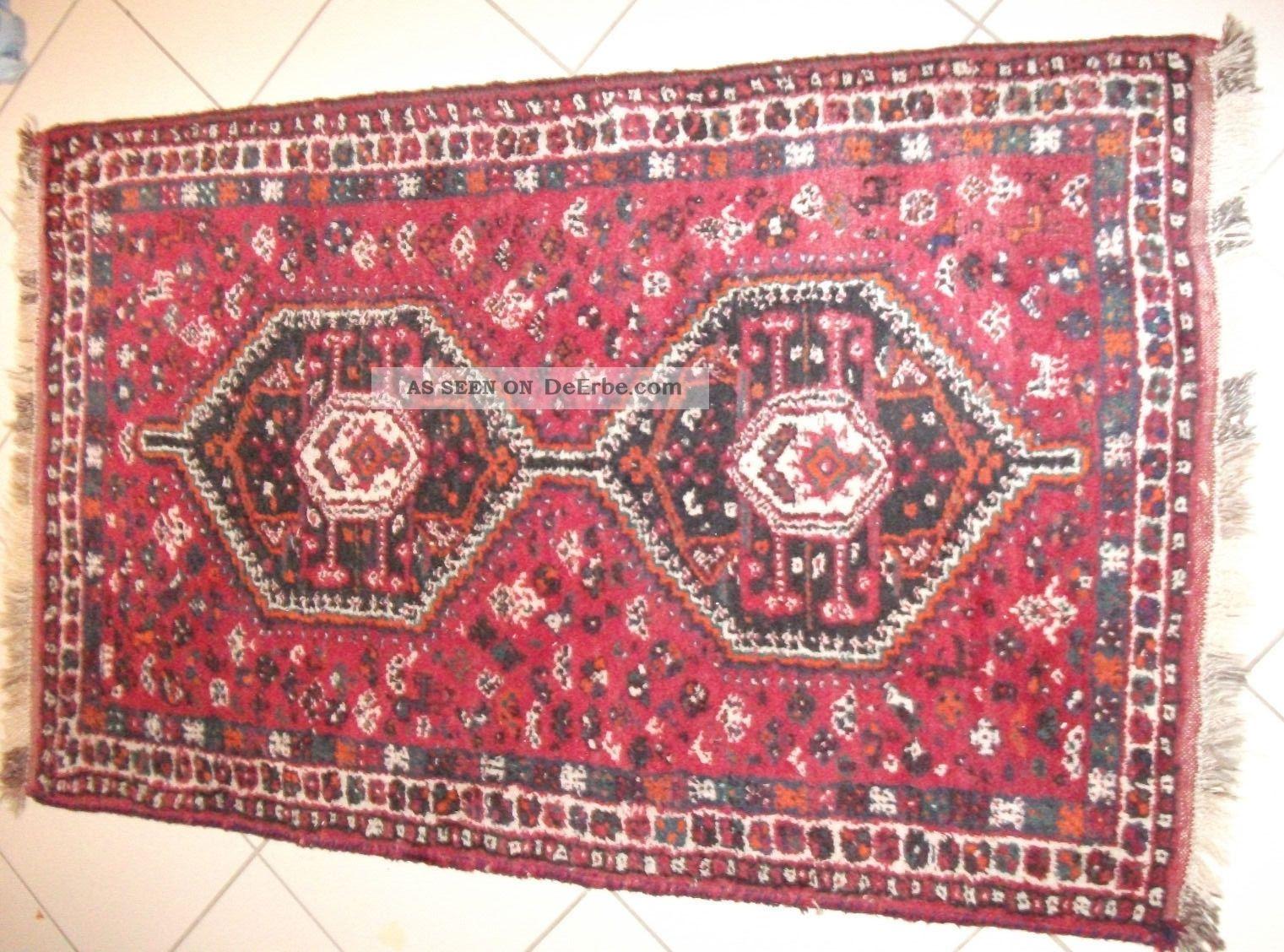 Orient Teppich, Handgeknüpft Ca138x86, Ca 50000knoten Pro Qm