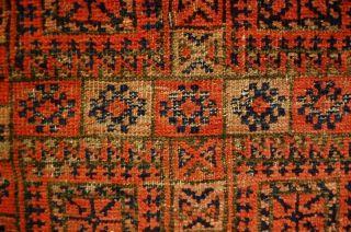 Antiker Teppich Afghan Seltenheit Antique Rug Tappeto Misure: 315x196cm Bild