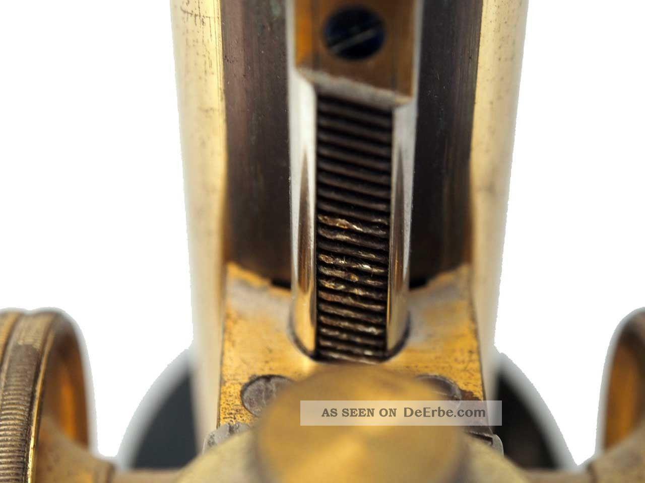 Wunderschönes mikroskop ernst leitz wetzlar um 1920; bastler