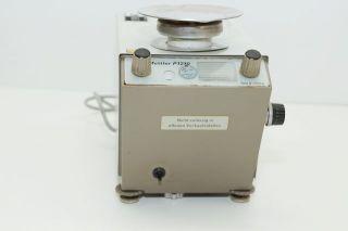Laborwaage Apothekenwaage Apotheke Waage Typ Mettler P1210 12g - 12 Kg Elektr. Bild