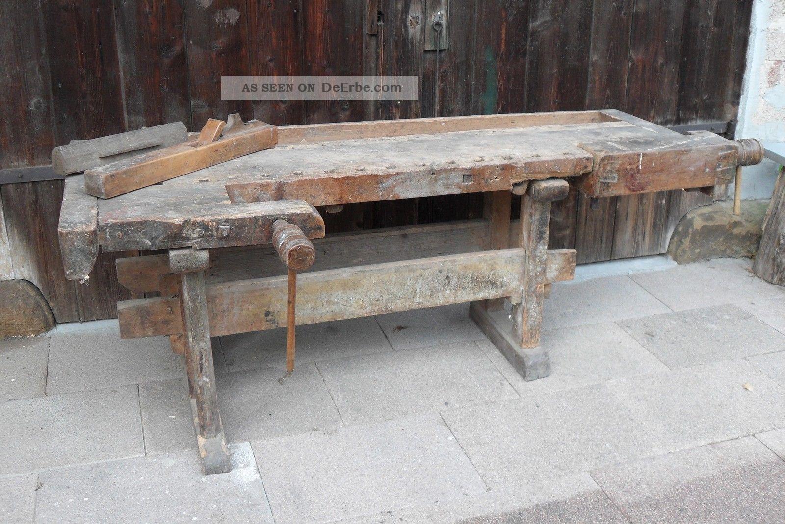 Werkbank Holz Gebraucht ~ Alles über Wohndesign und Möbelideen