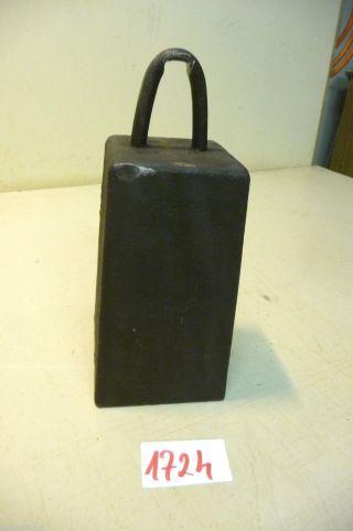 Nr.  1724.  Alte Gewicht 7 Kg Old Weight Bild