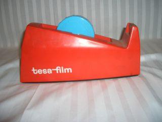 Tesafilm Abroller Tischabroller Tesa Klebeband,  Beiersdorf Hamburg Bild