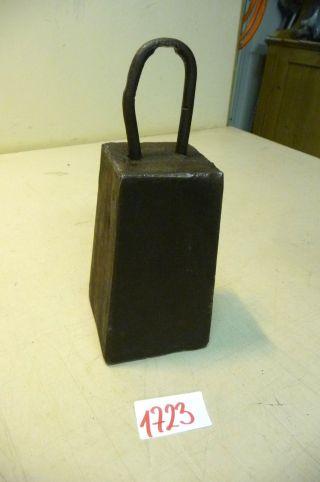 Nr.  1723.  Alte Gewicht 7 Kg Old Weight Bild