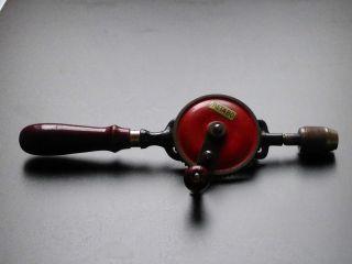 Metabo Handbohrmaschine (komplett Manuell) Evtl.  Metabo No.  18 - Aus 1924 - 1932 Bild