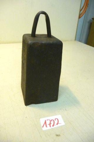 Nr.  1722.  Alte Gewicht 7 Kg Old Weight Bild