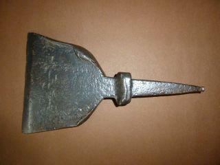 Schmiede -,  Schlosser -,  Klempner - Werkzeug,  Amboss Bild
