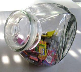 Vier Glas - Bonbongläser Von