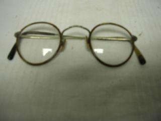 Alte Nickelbrille Bild