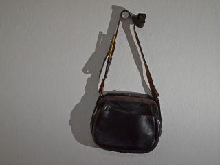 Schaffnertasche,  Briefträgertasche,  Umhängetasche,  Ledertasche Bild