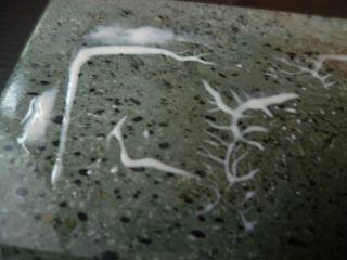 Schleifstein Abziehstein Sharpening Stone Razor Hone Haida Gwai Hone Mit Stempel Bild