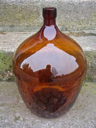 Alter 10 L Weinballon Gärballon Glasballon Weinflasche Weinherstellung Wein Bild
