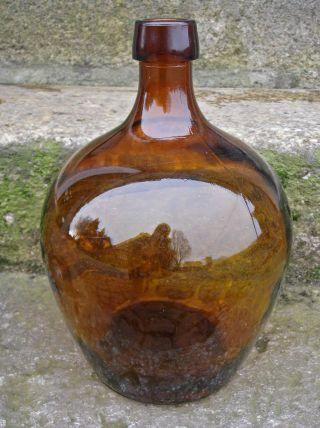 Alter 5 L Weinballon Gärballon Glasballon Weinflasche Weinherstellung Wein Bild