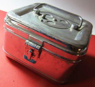 Aesculap Sterilisationsbehälter 50er / 60er Jahre Bild