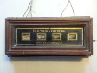 Antike Zimmerrufanlage,  Zimmertableau,  Sehr Selten,  Rufanlage Besserer Haushalt Bild