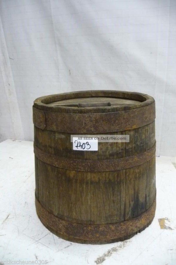 7403 altes holzfass fass old wooden barrel. Black Bedroom Furniture Sets. Home Design Ideas