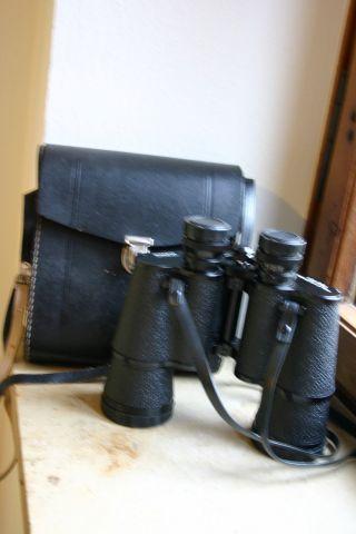 älteres Monofot - Fernglas Im Etui Bild