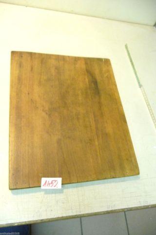 Nr.  1452.  Altes Schinkenbrett Holzbrett Schneidebrett Old Wooden Bread Board Bild