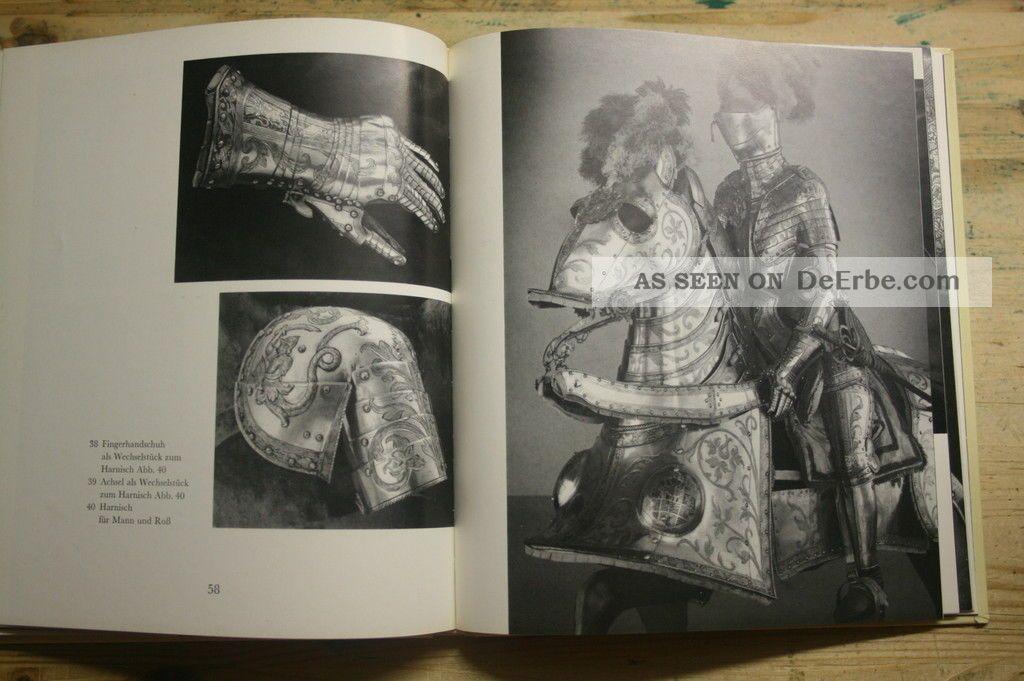 Sammlerbuch Ritter,  Harnisch,  Rüstung,  Turniere,  Ritterrüstungen,  Ddr 1979 Alte Berufe Bild