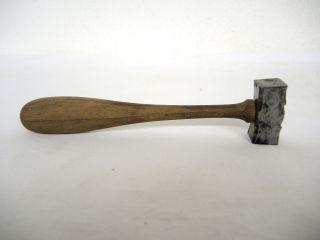 Werkzeug Goldschmiede Hammer Um 1880. Bild