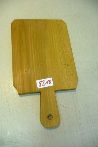 Nr.  8210.  Schinkenbrett Holzbrett Wooden Bread Board Bild