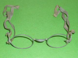 Originale,  Unbenutzte,  Maskenbrille,  Der 1940´er Jahre - Feldgrau 2.  Wk Bild