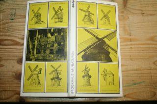Sachbuch Mühlentechnik,  Windmühle,  Mühlen,  Müller,  Mühle,  Glück Zu,  Ddr 1984 Bild
