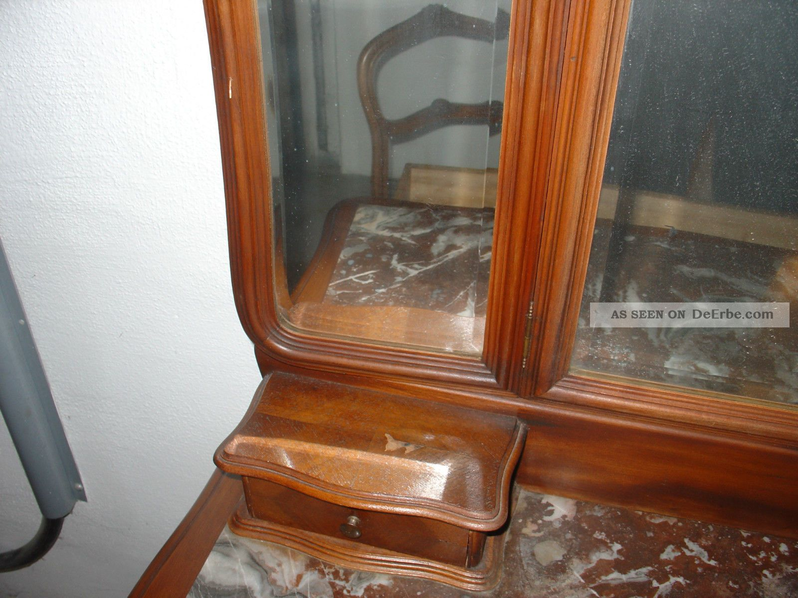 antike frisierkommode spiegelkommode wiener barockstil schlafzimmer stuttgart. Black Bedroom Furniture Sets. Home Design Ideas