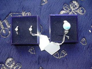 Ring Opal ? Brillianten ? 925 Sterlingsilber,  Creolen 18k Pl Diamant ? Zirkonia? Bild