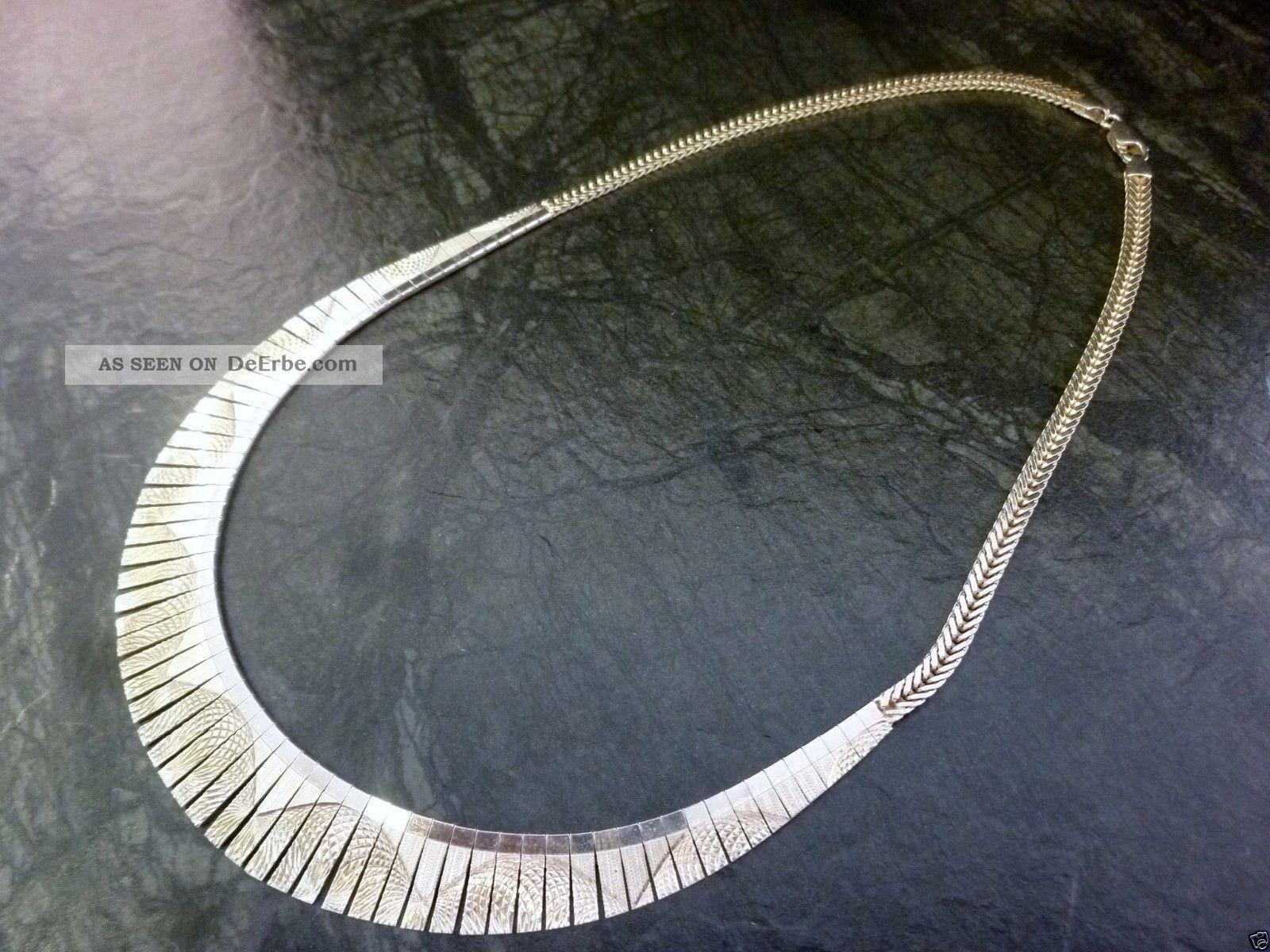 Collier silber  Antikschmuck - Schmuck & Accessoires - Ketten - Silber - Antiquitäten