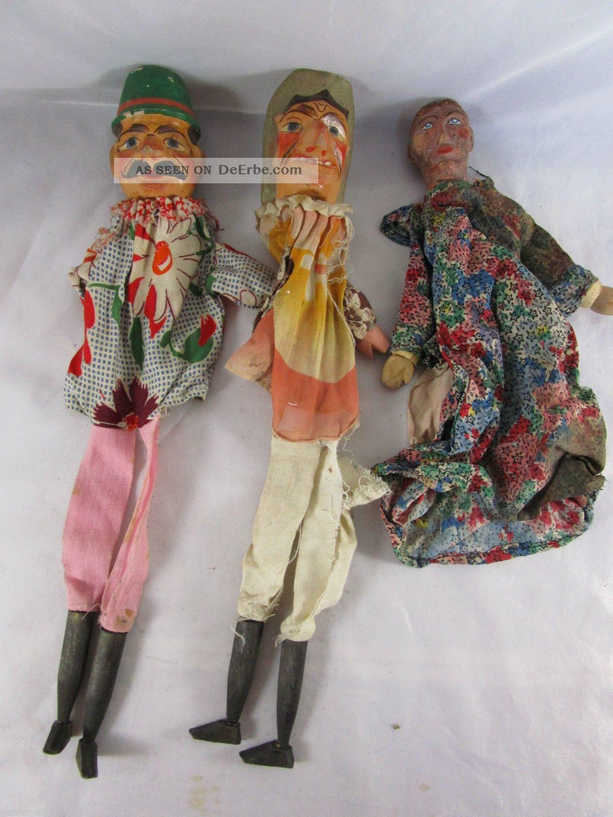 uralt konvolut marionette kasper puppe gardist holzkopf. Black Bedroom Furniture Sets. Home Design Ideas
