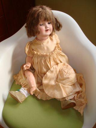 Sonneberg Puppe Um 1945 Bild