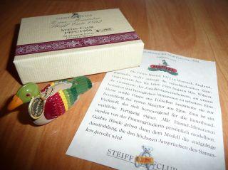 Steiff Zinn Miniatur Ente 1892 Clubgeschenk 1995/1996 Bild