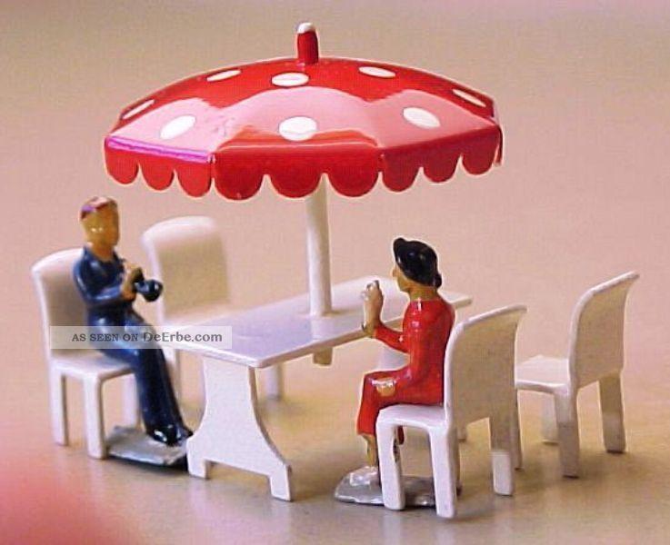 Möbel Mayer miniatur möbel mayer mmm ho nr 4 garnitur sonnenschirm rot