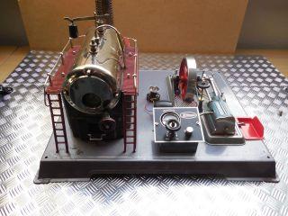 Wilesco Xxl Dampfmaschine D24 Bild
