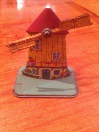 Dachbodenfund Windmühle Für Dampfmaschine - Namenlos Bild