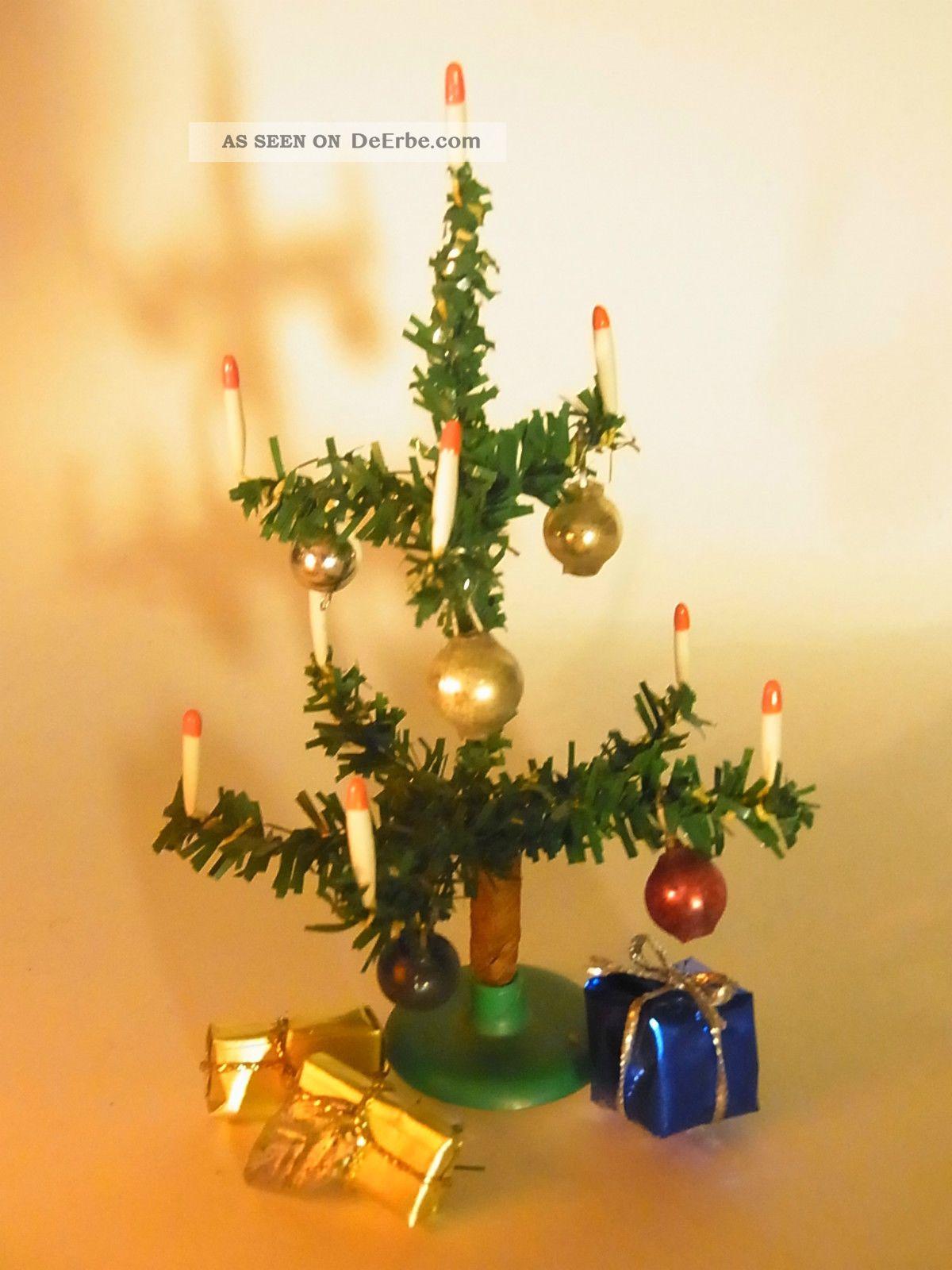 Bild Tannenbaum.Alter Tannenbaum Weihnachtsbaum Christbaum Für Die Puppenstube