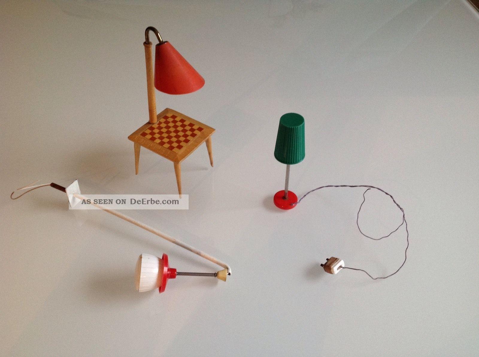 Konvolut lampen puppenstube puppenhaus for Lampen puppenhaus